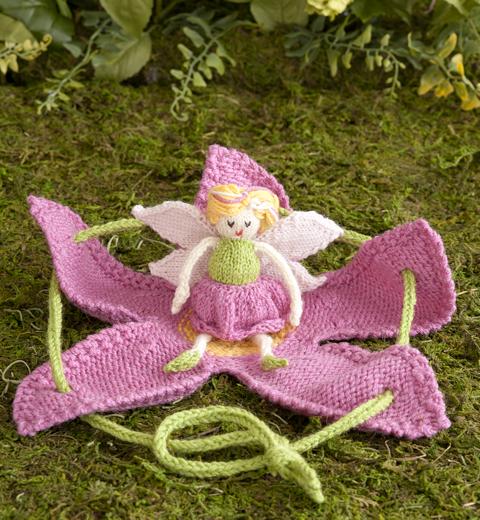 knit simple fairy