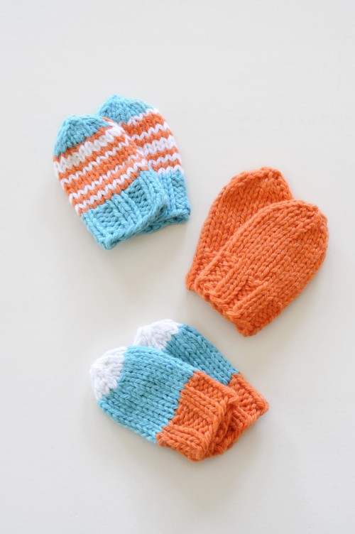 Knitted Toy Pattern : Orange You Glad You Stopped By? - Blue Sky Fibers