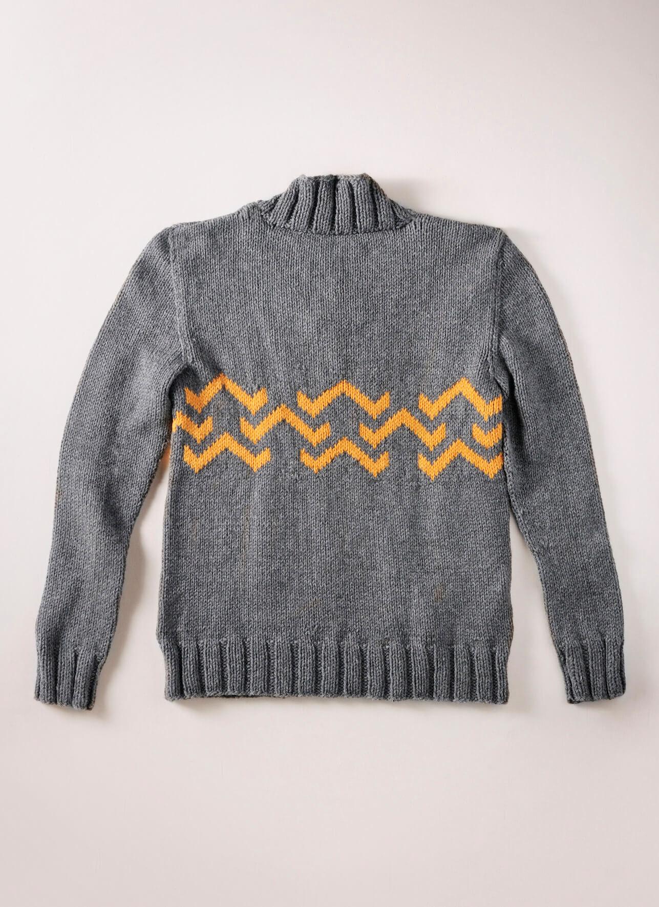 Charlie Sweater Blue Sky Fibers