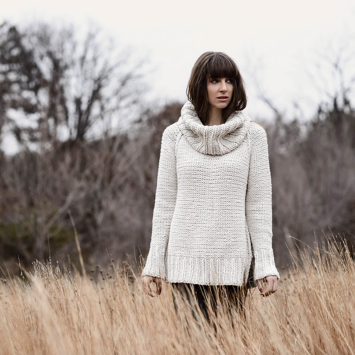 Pine Island Pullover