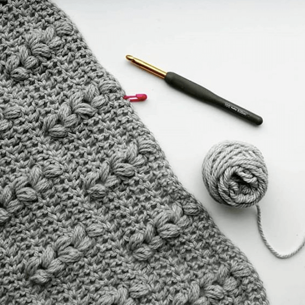 Grey Crochet Project