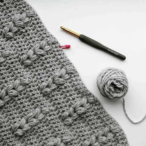 Grey Crochet Project