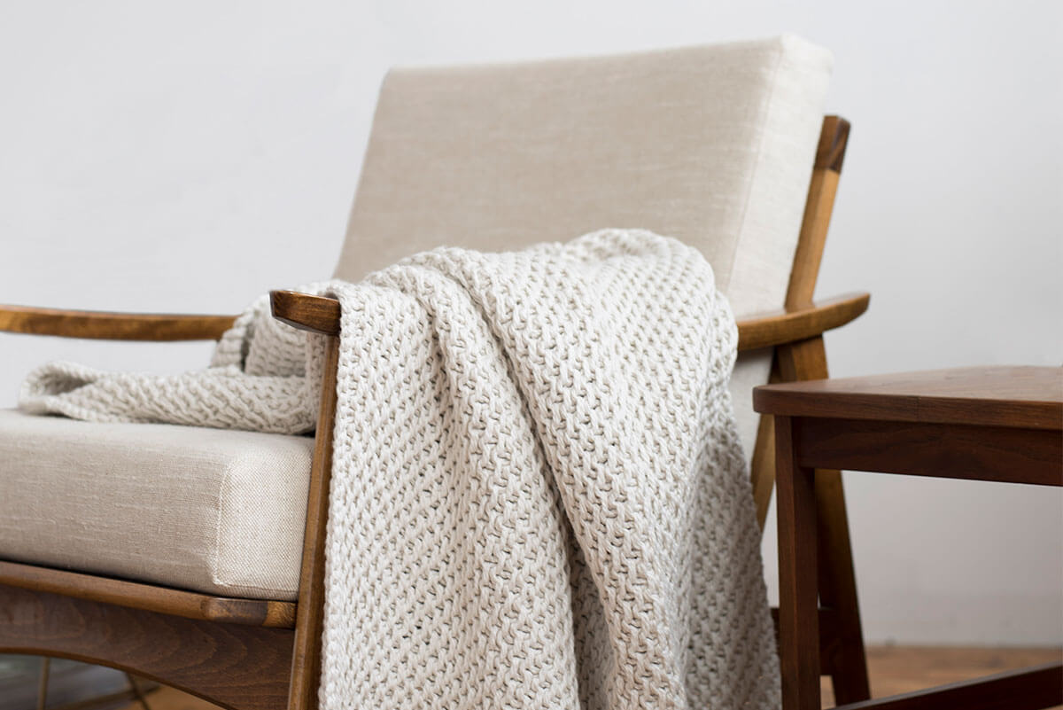 Knit-Cotton-Throw-Pattern