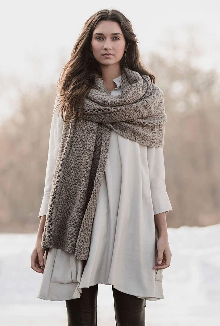 Endless-Wrap-Knit-Pattern