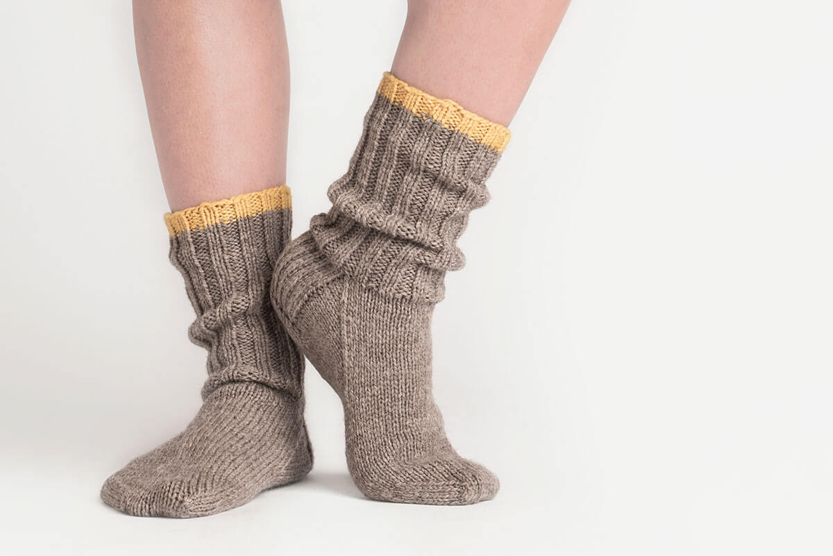 Sanborn-Socks-Pattern