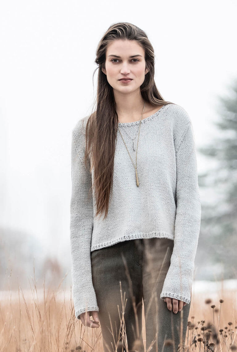 Spring Hill Sweater-Knit-Pattern
